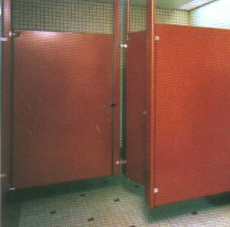 baked enamel toilet partitions